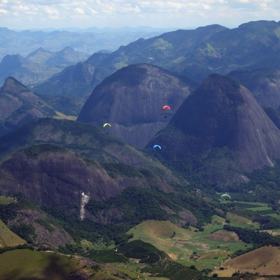 11th Paragliding World Cup Superfinal ::: Brazil, Castelo