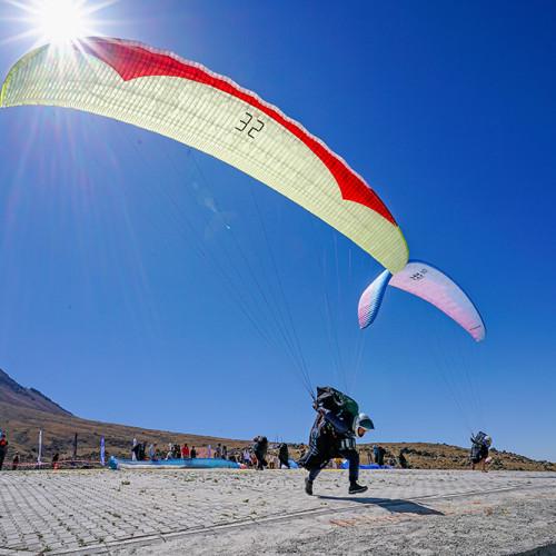 Martin Jovanoski, Galen Kirkpartick and Gin Gliders winning World Cup in Aksaray
